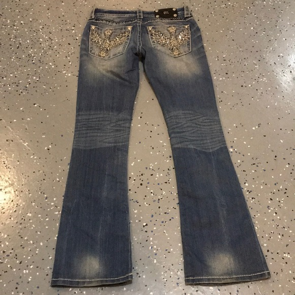 6b7bd27f3f4 Miss Me Jeans | Womens Size 27 Signature Rise Boot | Poshmark